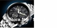 DHL Free shipping 10pcs/lot,Manufacturers wholesale watches,Copy three eye fashion leisure sports watch.