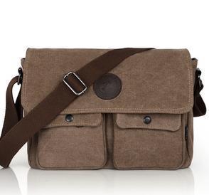 2015 Canvas casual bags fashion men shoulder bag men messenger bag business man bag free shipping wholesale and retail 3801