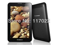 "Free shipping Lenovo Latest A3000 Quad core 7""IPS 1024x600 1G 16G Android4.2  Bluetooth dual Camera 3G Phone Tablet PC"