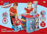 Child toy kitchen toy sooktops tableware shopping cart cash register machine birthday gifts children's day gifts 3.25 big sale