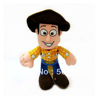"Free Shipping 5/Lot New High Quality Soft Plush Toy Story WOODY Plush Dolls Soft Toy 12"" Retail"
