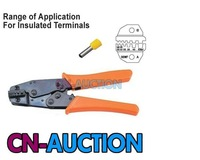 Insulated Terminals Crimper Plier AWG 24-10 HS-06WFL