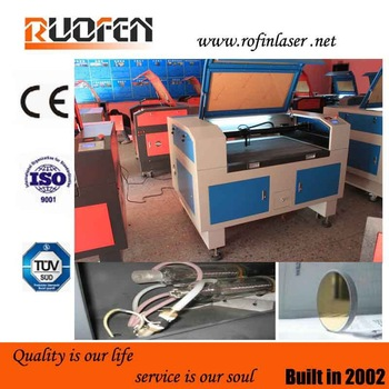 flexible CNC laser cutting and engraving machine