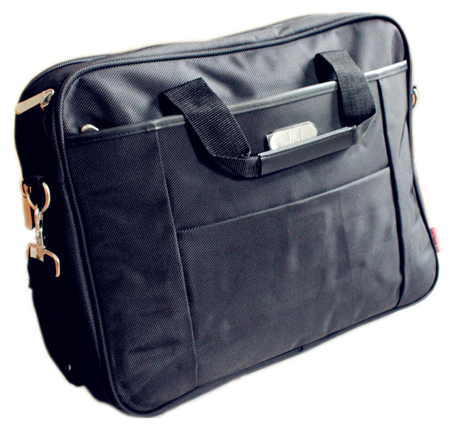 Business bag quality oxford fabric briefcase shoulder bag man bag computer male handbag(China (Mainland))