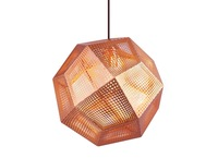 Tom Dixon  Etch Shade Copper (cm)30 +Free shipping