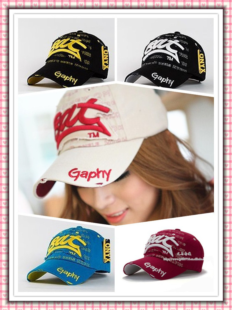 2013 new fashion baseball caps visor BAT popular embroidery cotton twist cap 20pcs mix color hats and caps free shipping(China (Mainland))