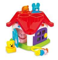 Kidsmart educational toys key small house gift