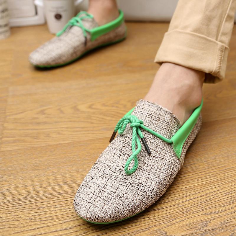 Модная мужская летняя обувь