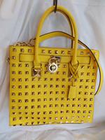 2013 fashion handbag famous brand rivet totes good quality hot sell bags free shipping