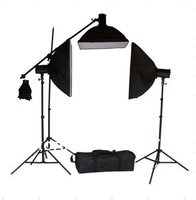 Triple Top 120W*3  Flash Light 50cm*70cm Softbox Kit