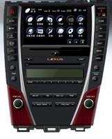 Lexus ES350 6.95 inch DVD GPS; touch WVGA 800*480;TFT LCD screen;DSP audio;Radio Bluetooth Ipod SD & USB 2.0reader;Headrest