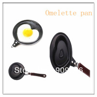 Practical  Heart shaped omelette pan/fried eggs pot,/frying pan/Popular color,friendly material,unique style easy to use