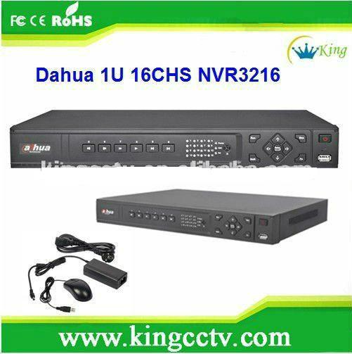 4ch 1080p nvr 1080p nvr h.264 nvr kits 3g nvr hd nvr nvr system for ip camera ONVIF NVR Dahua NVR3216 nvr network video recorder(China (Mainland))