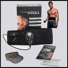2011 System Abs Abdominal Muscle Fitness Belt For Man free shipping