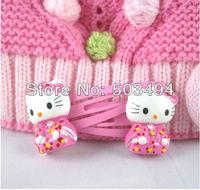 Hello Kitty hairpins Cute pink Hello kitty in kimono