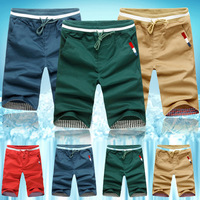 dropshipping free shipping Fashion Men's Shorts Cool Sport Rope Short Pants 6 Colors Free Shipping