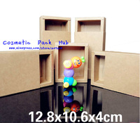 Free shipping,Kraft Paper Drawer Packaging Boxes,Gift Cosmetic Jar Bottle Boxes
