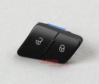 OEM Driver Side Central Door Lock Unlock Switch Button Fit for VW Passat B6 3C 3C0 962 125 B / 3C0962125B REH