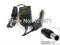 Laptop Car Adapter For Dell Latitude D800 D810 D820 D830 E4200 E4300 E4310 E5400 D631 D631N ATG Laptop Car Adapter Free Shipping