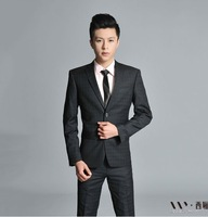 2013 spring fashion suit male slim suit male slim suits blazer
