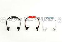 HOT OFFER  soft foldable wireless bluetooth stereo headset Headphone Earphone for music /phone /sports earpiece