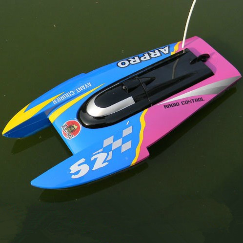 Free Shipping RC Boat 33cm R/C Racing Boat RC Electric Radio Remote Control Speed Ship rc Toys boats(China (Mainland))