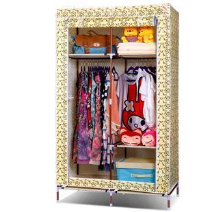 Chaojie chaojie wardrobe simple wardrobe folding wardrobe