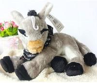 Donkey plush toy doll birthday gift birthday gift kid minnie stitch baby stuffed decoration toy 1