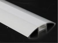 Aluminum Profile for LED Ligting, Flat Aluminum led profile for cabinet decoration, HS-ALP021
