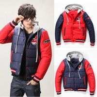 2014 new men's clothing coat, han edition cultivate one's morality jacket, fashionable male coat ,free shipping