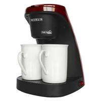 Petrus with pe3100 coffeecakes household drip coffee machine tea machine fashion appearance