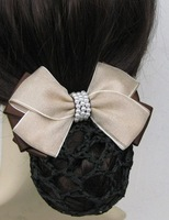 Vintage pearl bow hair accessory hair accessory hairpin