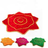 Large thickening belt handkerchief dance handkerchief flower yangko handkerchief badian towel