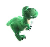 "Free Shipping Toy Story 3 Rex Dinosaur Plush Dolls Soft Toy 11"" Retail"