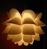 Sweet vogue Nordic ikea knappa lotus PP droplight bedroom lamp PP light sitting room room dining-room lamp