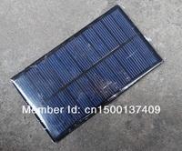 HOT Sale!1.6W 6V Mini Solar Cell Polycrystalline Solar Panel Solar Module DIY Solar Charger 320ma 150*86 *3mm Free Shipping