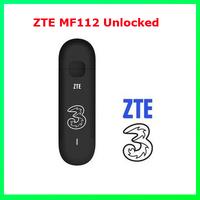 Free Shipping 7.2Mbps ZTE MF112 3G Wireless USB Modem,MF112 3G wireless USB dongle unlocked