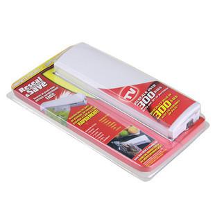 Free shipping ,Hot-selling TV household electric plastic bag sealing machine, vacuum packing machine mini sealer
