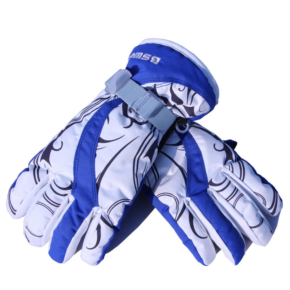Bswolf Women winter thermal gloves cotton gloves ski gloves