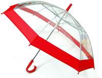 New arrival Transparent umbrella cartoon graphic patterns child umbrella long-handled automatic child umbrella 4