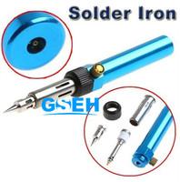 Free shipping! Cordless Welding Pen Burner Butane Gas Blow Torch Soldering Solder Iron Gun
