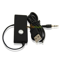 3.5mm Bluetooth Music Receiver Dongle Adapter For Cell Phone MP3 MP4 Tablets PC