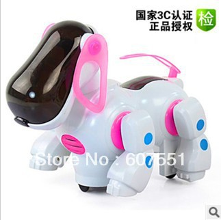 Electric dog music universal wheels electronic pet dog toy23(China (Mainland))
