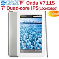 Onda V711S Quad Core 7 inch IPS Android 4.1 Tablet PC 1GB RAM 8GB/16GB ROM HDMI
