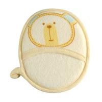 freeshipping Baby shower soft brush Baby baby bath rub bath cotton child bath rub soft and comfortable