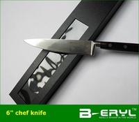"BERYL 6"" utility vg10 fruit knife damascus, Santoku Knife with 67layers Japanese Steel Damascus Blade ,gift box"