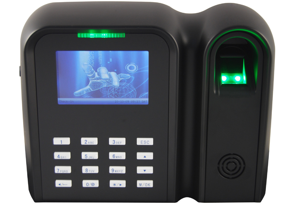 Fingerprint time attendance system with WIFI function(China (Mainland))
