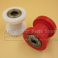 chain roller chain guide wheel Dirt bike / Pit bike / Motorcross / Motrycycle chain tensioner scroll wheel