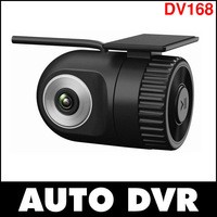 HD 720P Smallest In Car Dashboard Camera Video recorder car dvr camera G-sensor D168 Free Shipping