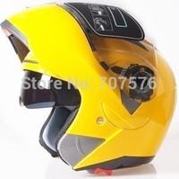 Man's Full Helmet double undrape face helmet lens electric motorcycle helmet thermal face mask